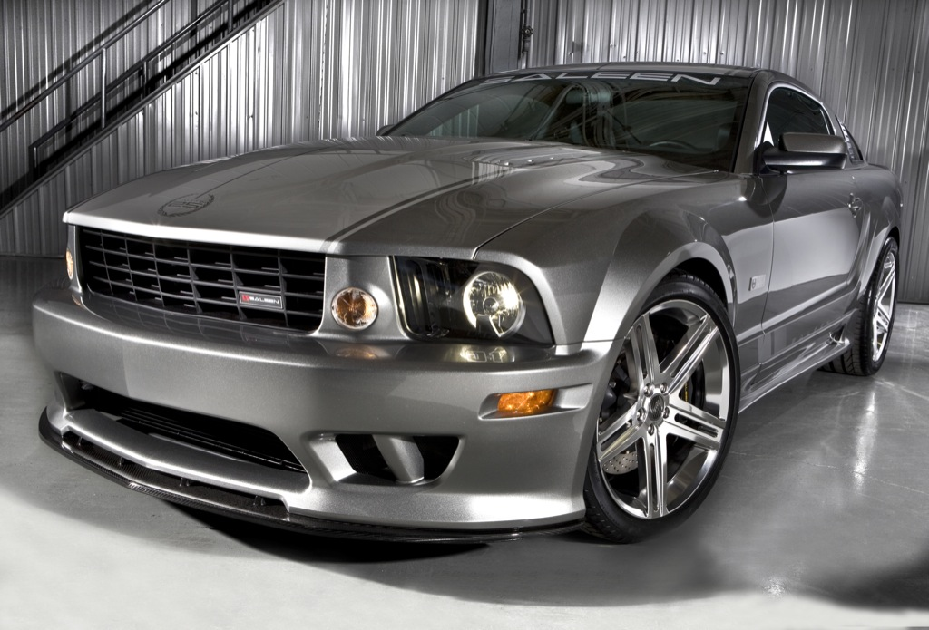 American Automaker Saleen Sells Part Of The Company