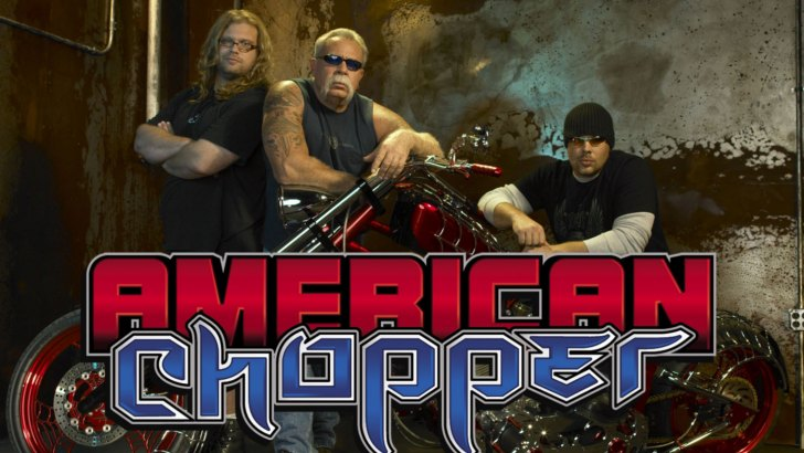 American Chopper Series Ends After 10 Years