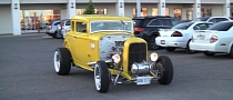 """American Graffiti"" Hot Rod Roars in Toronto [Video]"