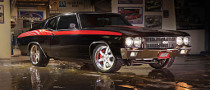 American Heroes 1970 Chevelle SS Up for Auction