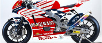 American Honda Moto2 to Have Drudi Performance Graphics