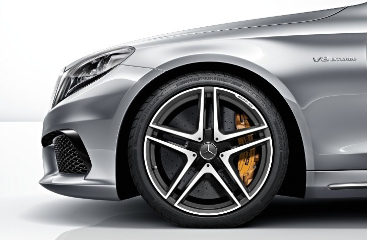 AMG Carbon Ceramic Brakes For The W222 S-Class Are Late