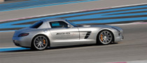 AMG Driving Academy Races into China
