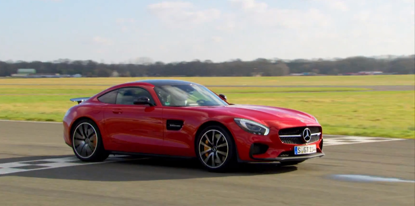 Amg gt s sets the fastest time of any mercedes around top for What is the fastest mercedes benz car