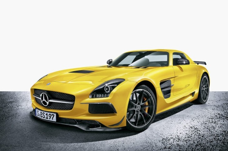 AMG Not Planing any Hybrids in Near Future