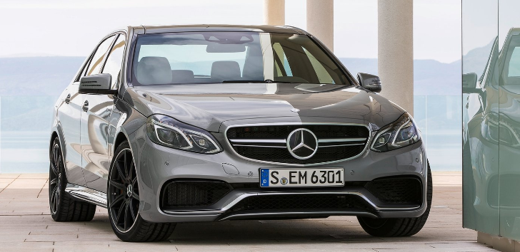 AMG Versions of E-Class Coupe and Convertible Coming With Next Generation