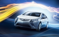 Vauxhall Ampera enters production in 2012
