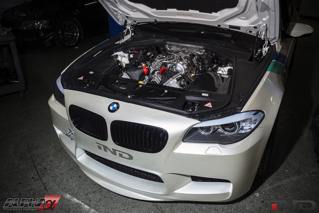 Ams Claims To Have Unlocked Bmw F10 M5 Ecus Offers 100hp Reflash