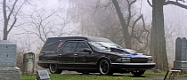AMS Performance Builds the World's Fastest... Hearse [Video]