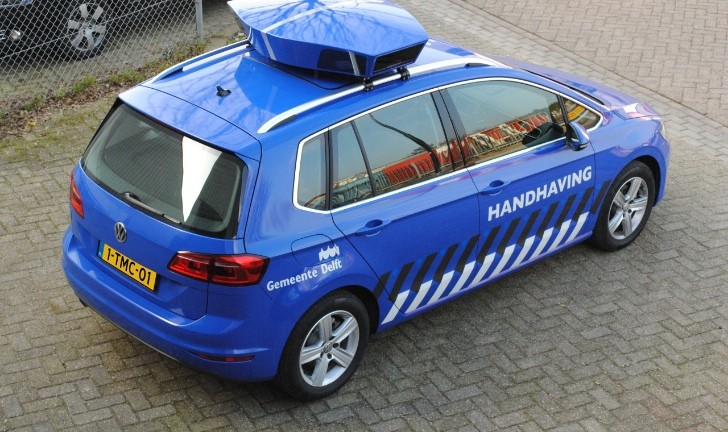 Netherlands Police Now Using VW Scan Cars to Automatically ...