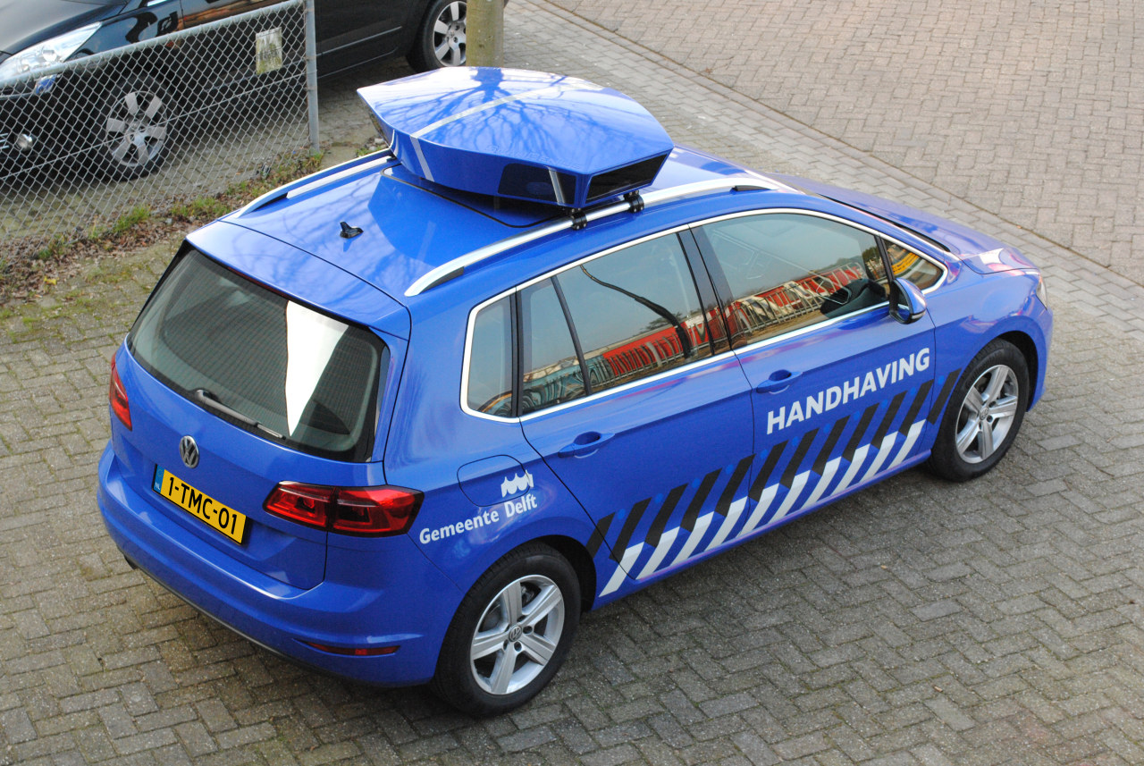 What Does Volkswagen Own >> Netherlands Police Now Using VW Scan Cars to Automatically Give Parking Tickets - autoevolution