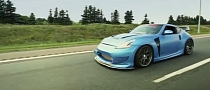 Amuse Nissan 370Z on Vossen Wheels [Video]