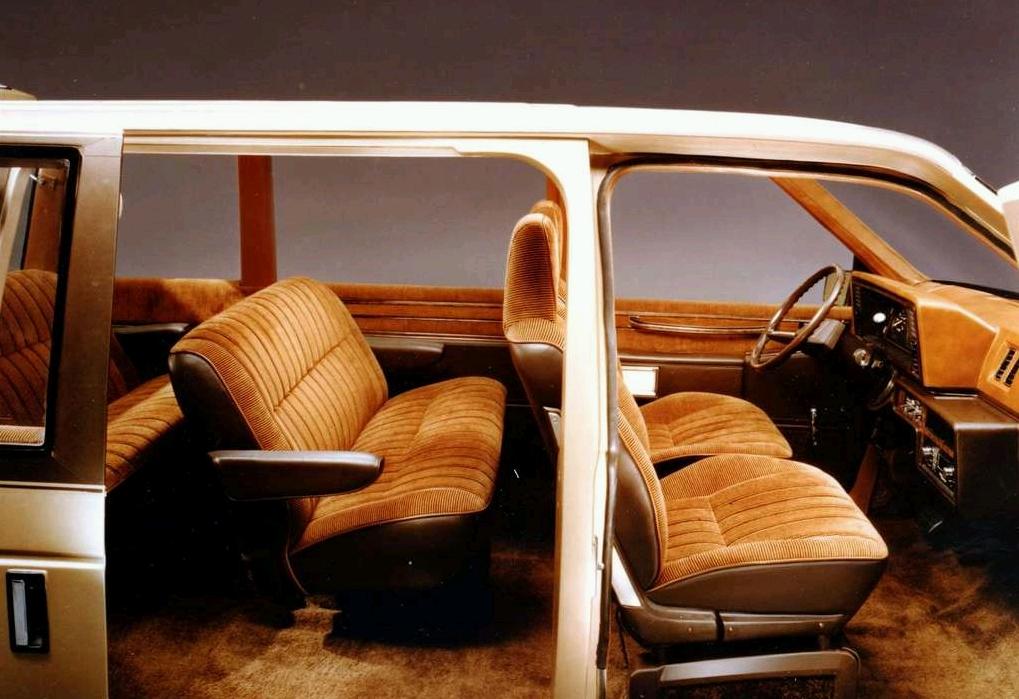 The Minivan Craze How It All Began Autoevolution