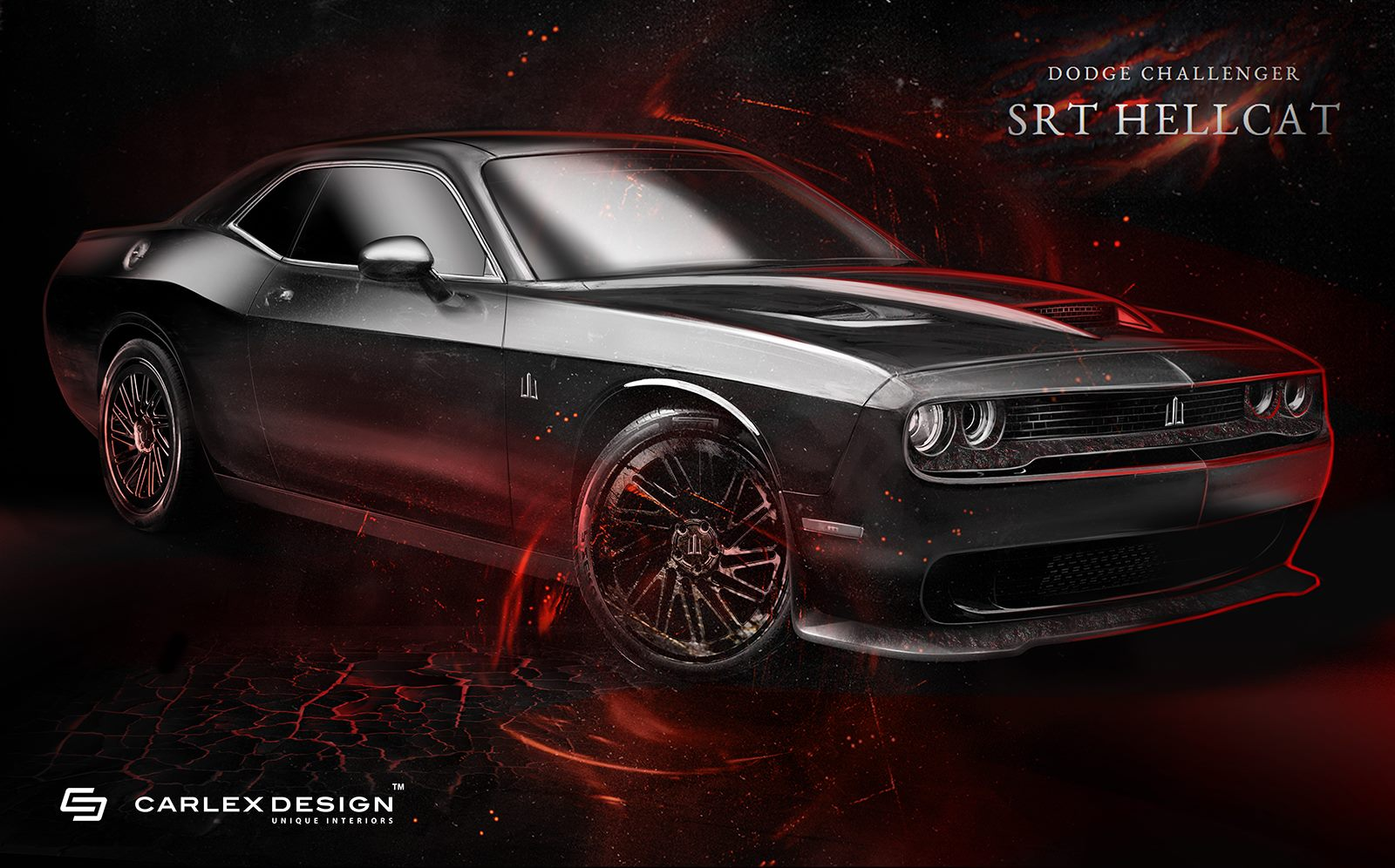 Challenger Srt Demon >> UPDATE: An Elephant Was Killed to Make This Dodge Challenger SRT Hellcat's Seats - autoevolution