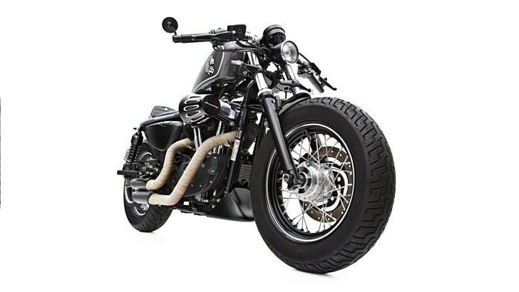 An Evil Harley-Davidson Sportster 48? Yes Sir! [Photo Gallery]