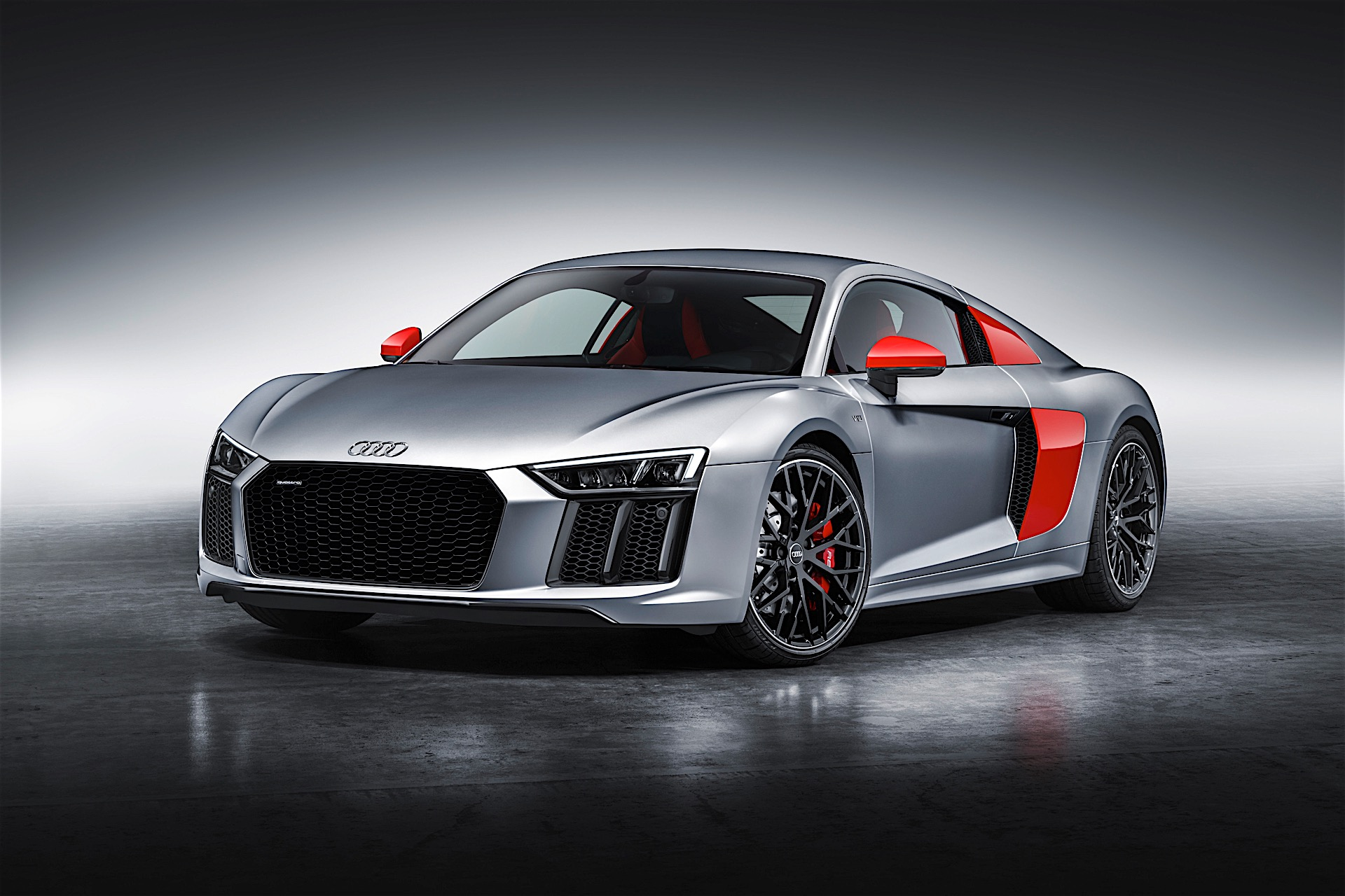 "2017 R8 Coupe Gets Limited ""Audi Sport Edition "" ly 200 Will Be"