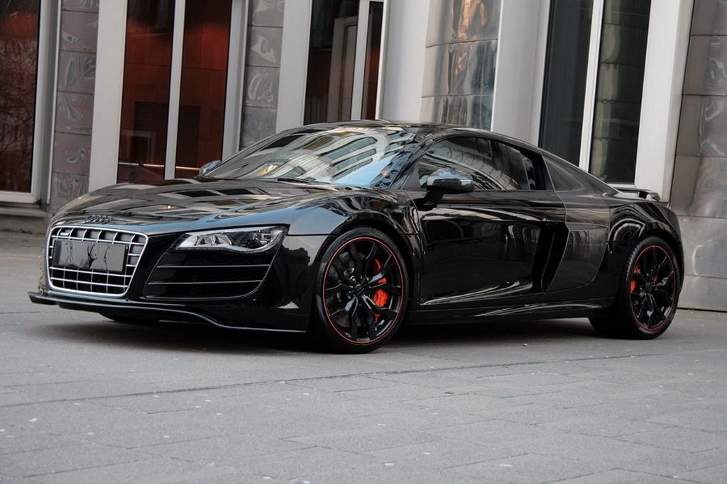 anderson germany releases audi r8 hyper black edition autoevolution. Black Bedroom Furniture Sets. Home Design Ideas