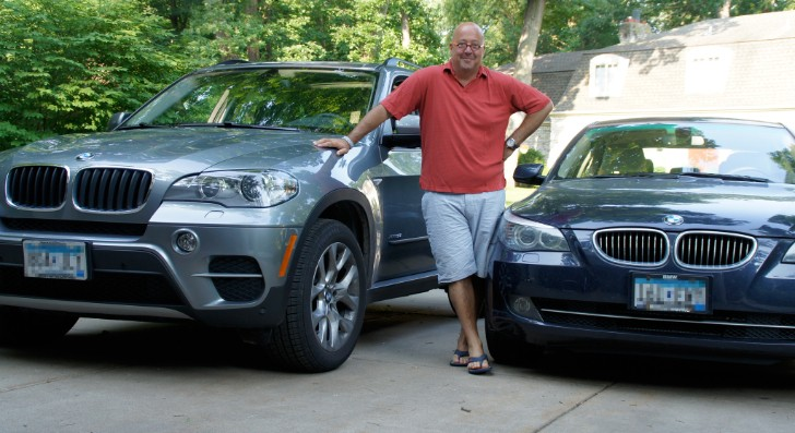 Andrew Zimmern Prefers BMW Over Jeep