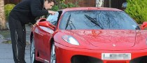 Andy Murray to Pay 100,000 Pounds to Insure His Ferrari