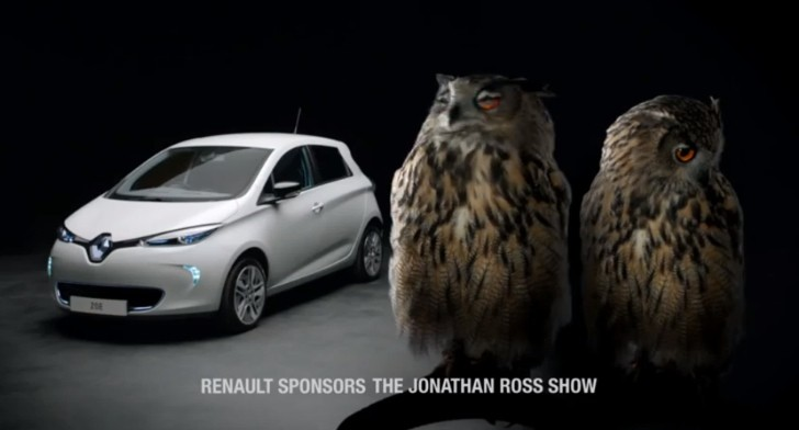 Animals Go Wild about Renault in Funny New Commercials [Video]