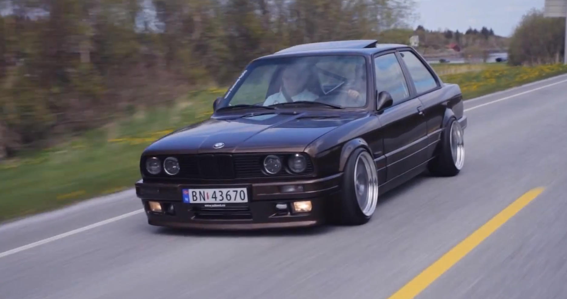 Bmw M3 E30 >> Another Amazing E30: Frank Tore's BMW E30 325 Twiturbo - autoevolution
