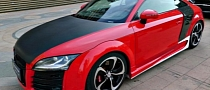 Another Audi TT Tries to Be R8 and Fails