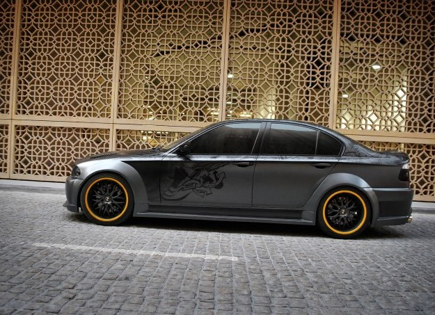 Another Bmw Art Cars Inspired Bimmer Revealed Autoevolution