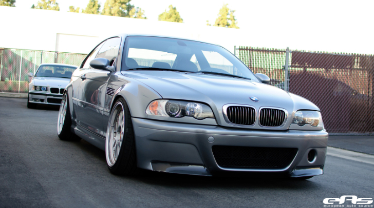 Another Custom Silver Gray BMW E46 M3 [Photo Gallery]