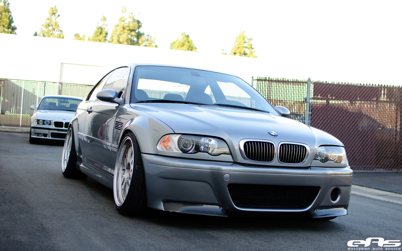 Another Custom Silver Gray Bmw E46 M3 Autoevolution