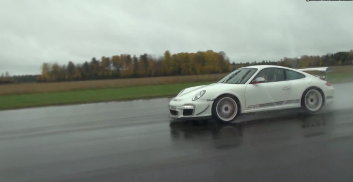 Another One Bites the Dust: BMW F12 M6 vs Porsche 911 GT3 RS 4.0 [Video]