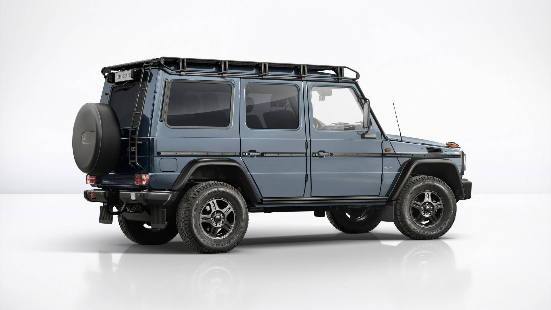 Mercedes Benz G Class Special Edition Marks The End Of The