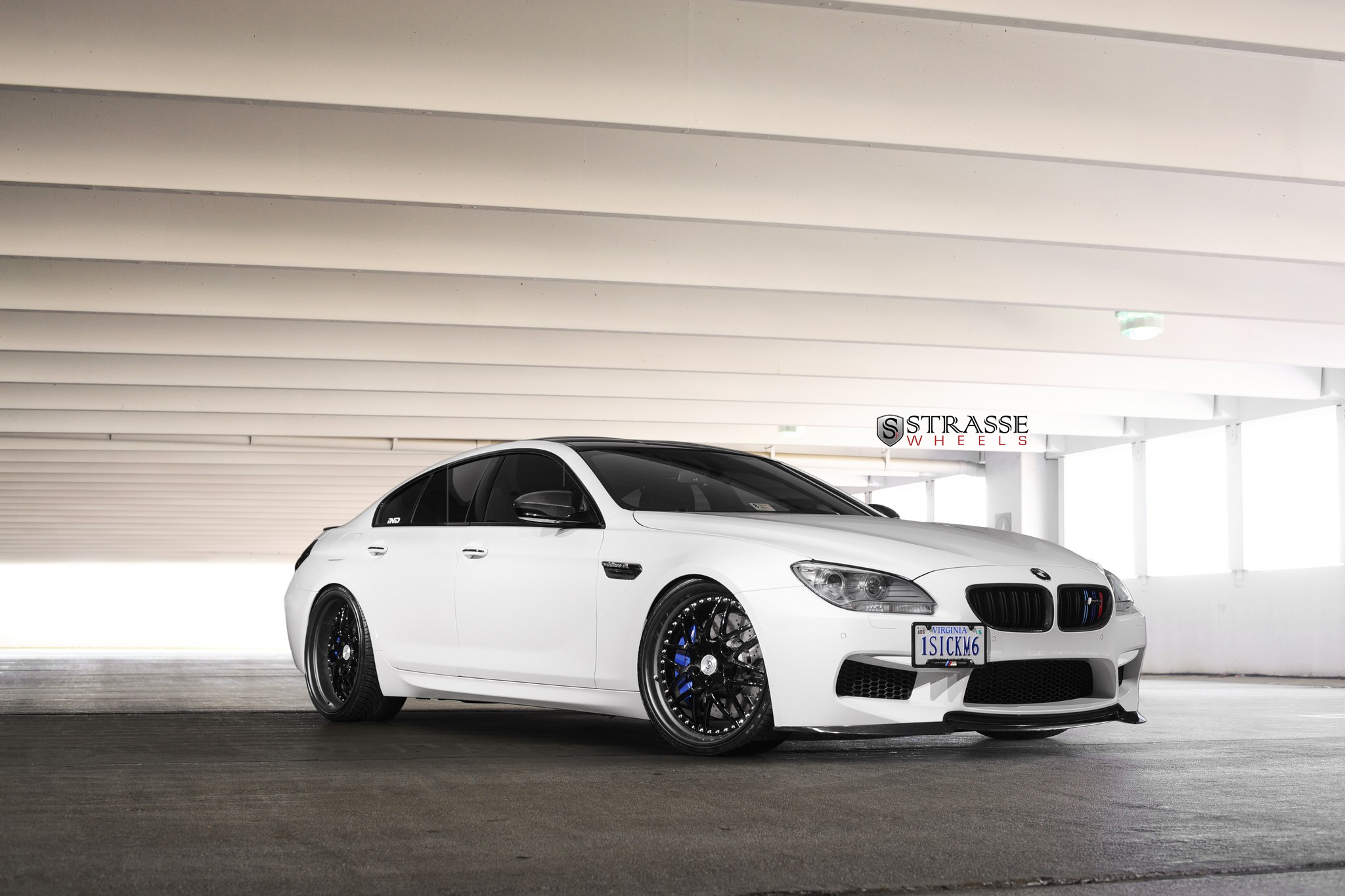 Another Stormtrooper Bmw Shows Up This Time It S An M6 Gran Coupe Autoevolution