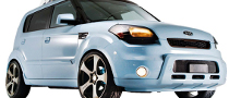 Antenna Denim Kia Soul, Showcased at SEMA 2009