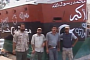 "Anti-Gaddafi Armored ""Bulldozer"" Shown in Libya [Video]"
