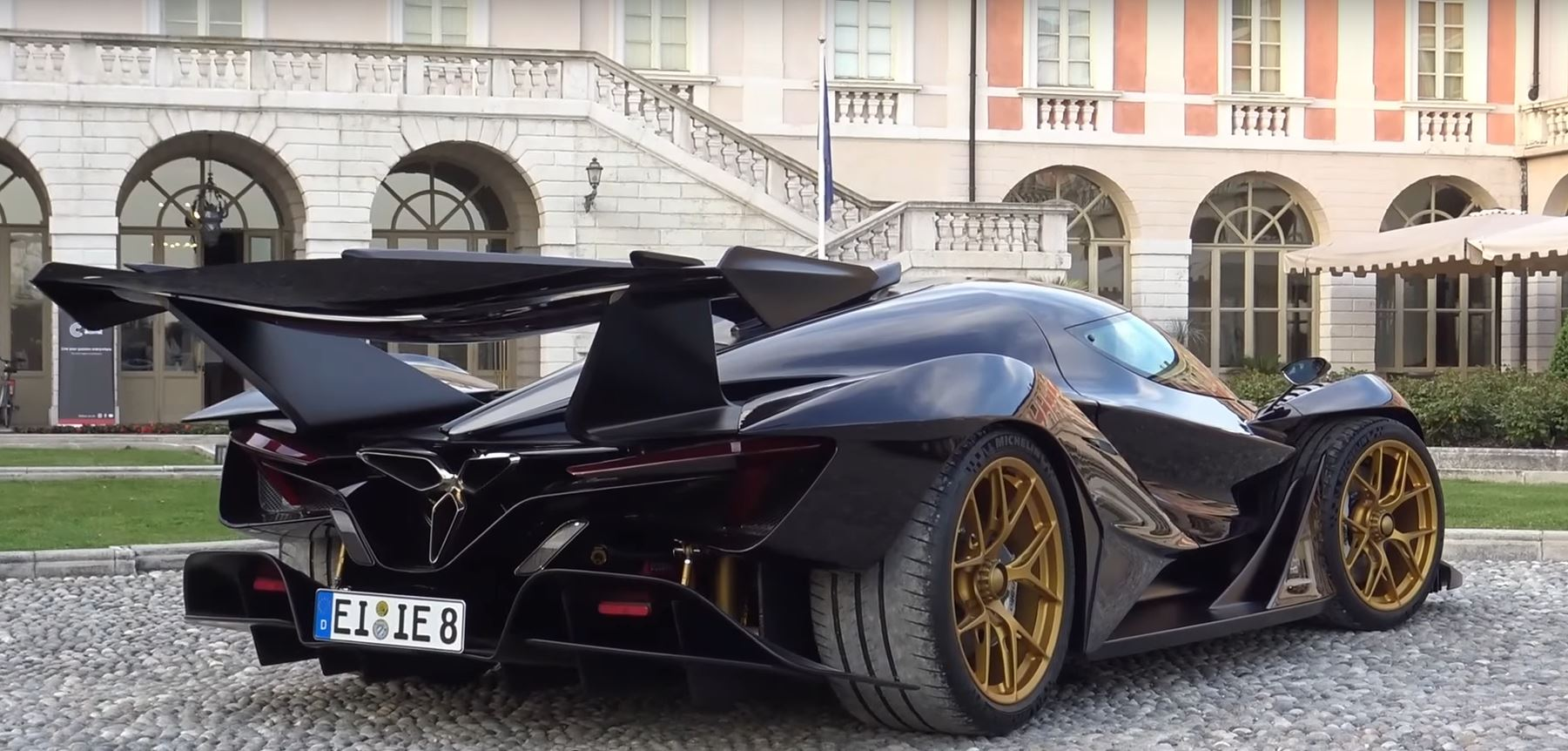 Apollo Ie Hypercar V12 Start Up Will Wake The Dead