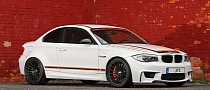 APP BMW 1M Coupe: Play with the Suspension Using Your iPhone