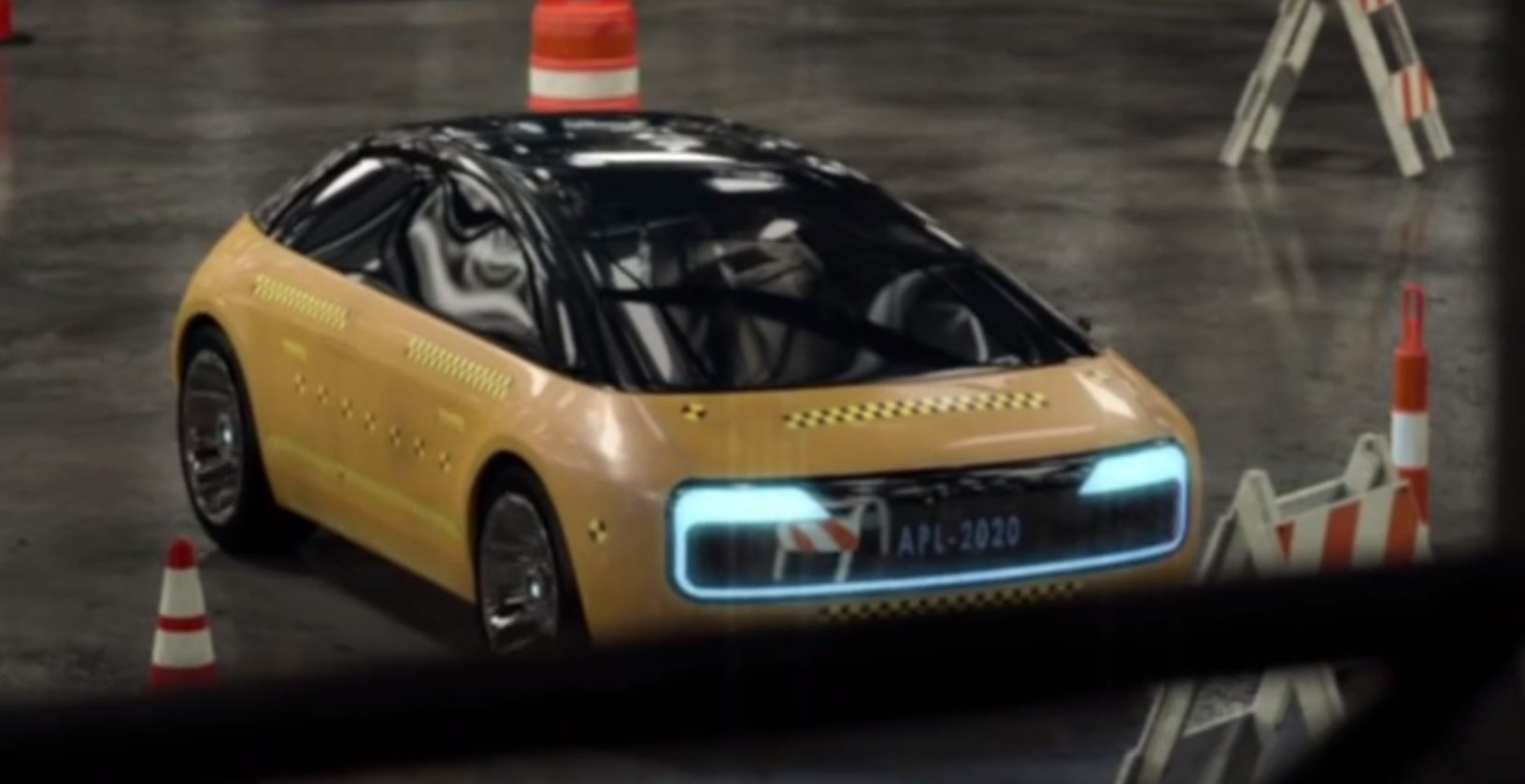 Apple Car Fake Video Is Like Watching An Alien Dissection
