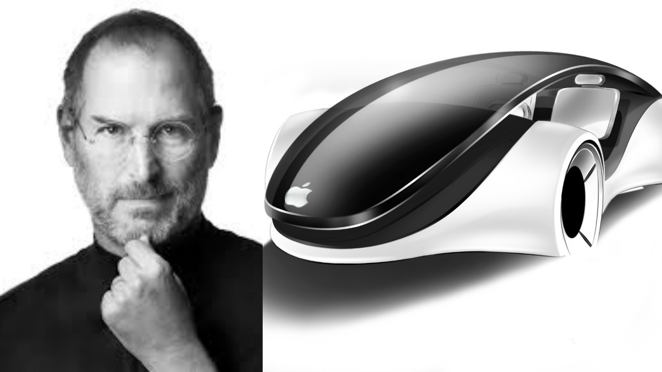 The Apple Car Was Among Steve Jobs Possible Projects