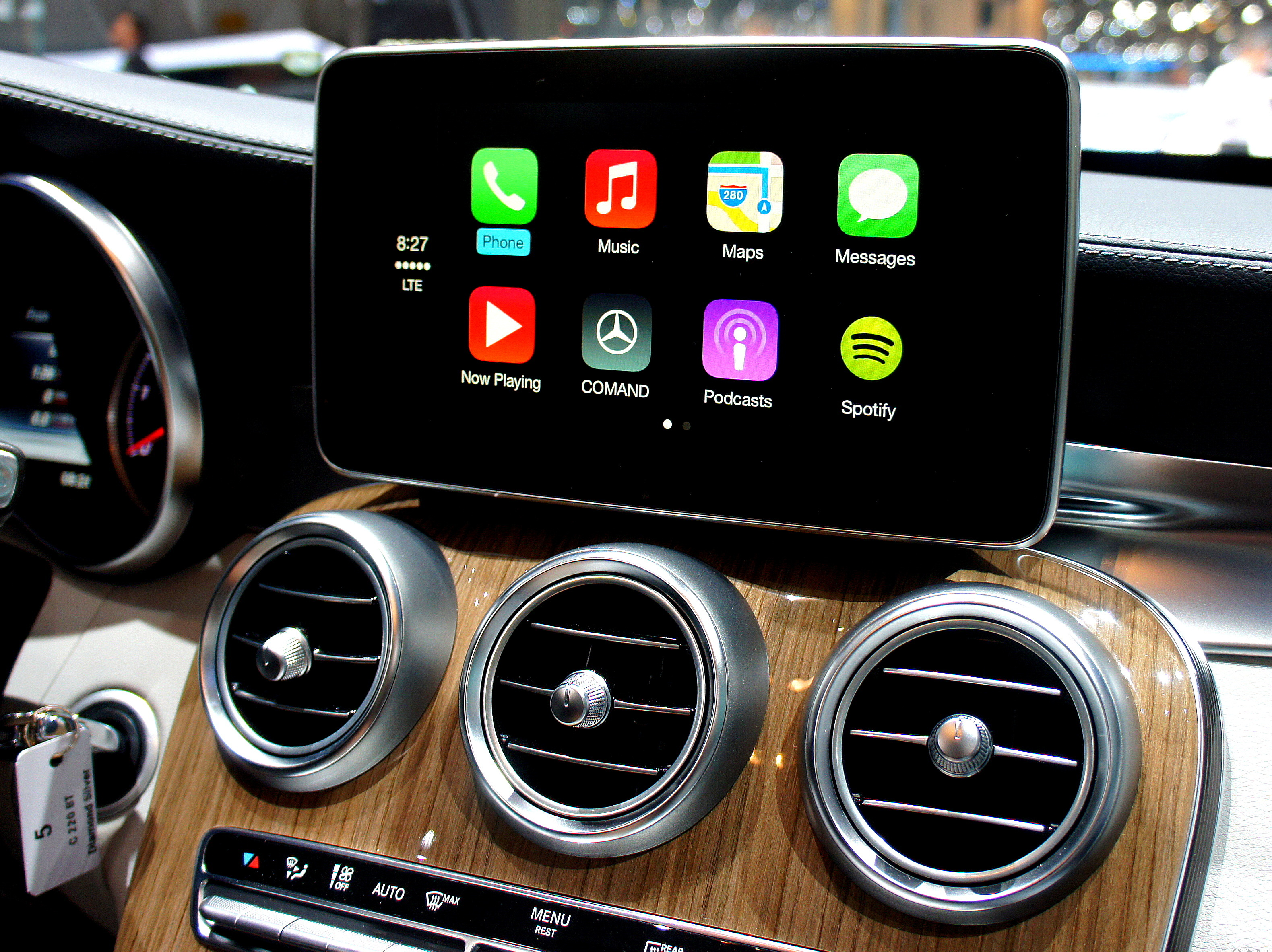 Apple Carplay Eyes Dashboard Domination For 40 New Cars In