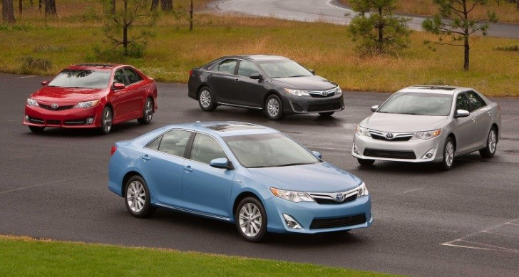 April Sales Reveal Reborn Toyota