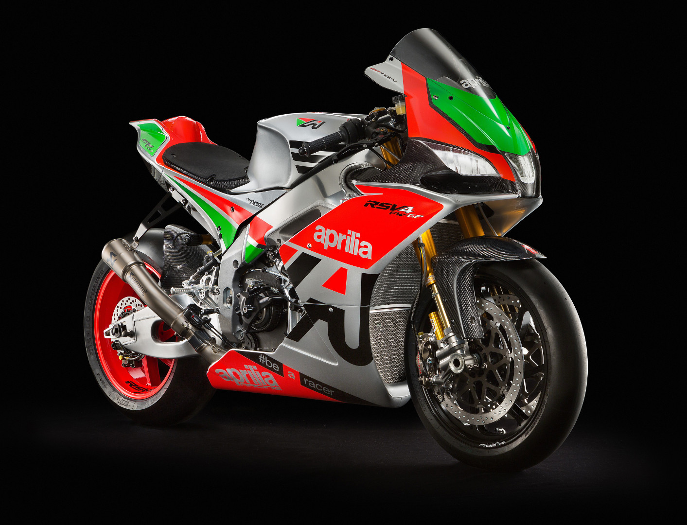 Aprilia Puts Out Racing-Grade RSV4 Packages for 2017 - autoevolution