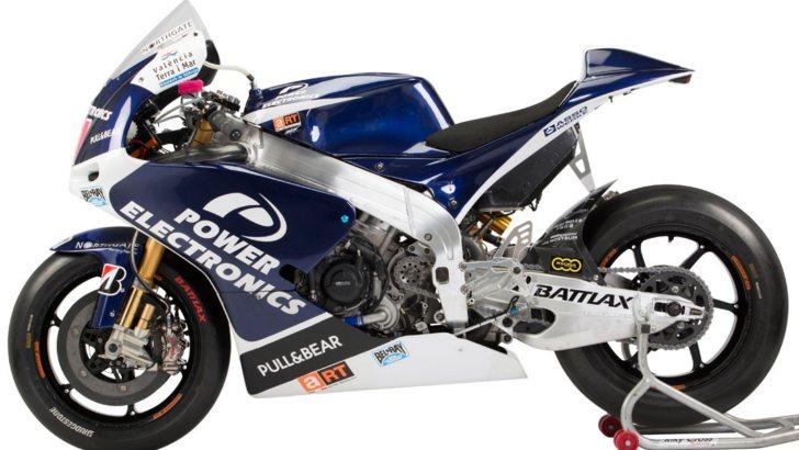 Aprilia Rumored to Run with Pneumatic Valves in 2014 MotoGP