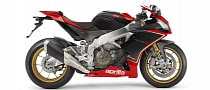 Aprilia Shows the 2013 RSV4 Factory APRC ABS SBK Special Edition