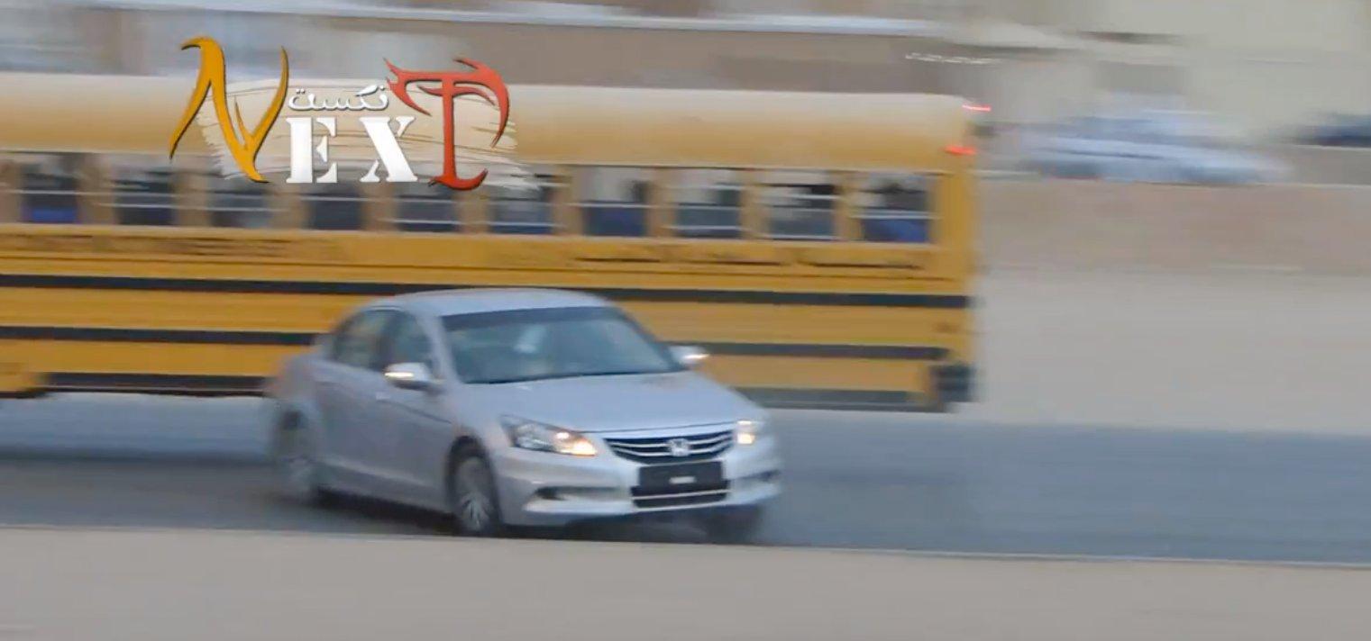 Arab Drifting Video Tutorial Shows Ak47 Shooting
