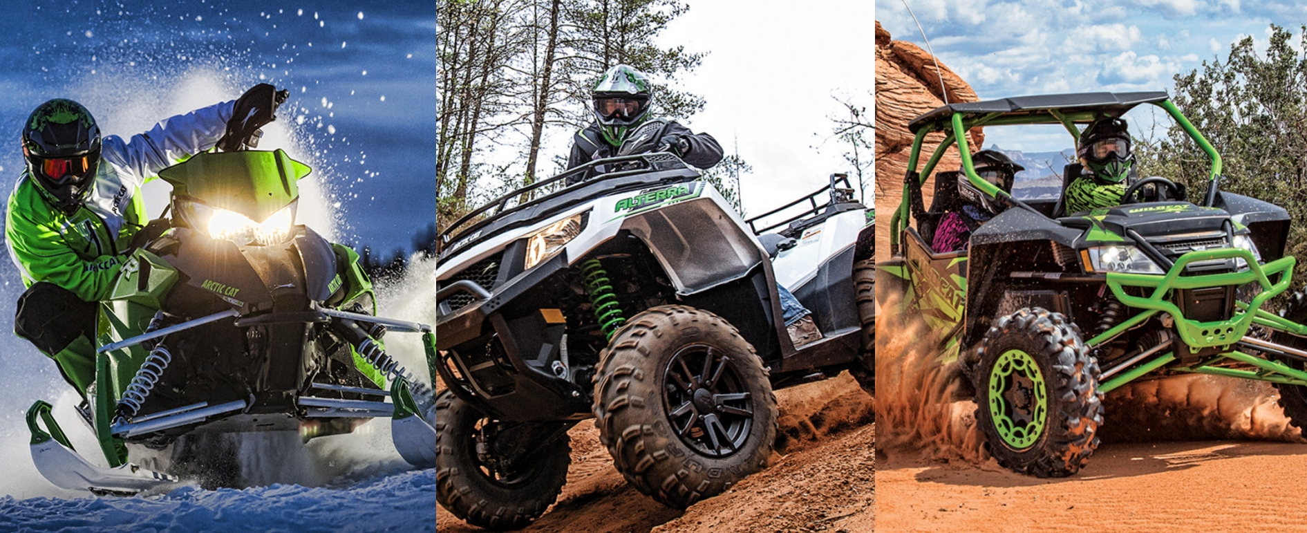 Arctic Cat Launches the 360 Wildcat VR Experience