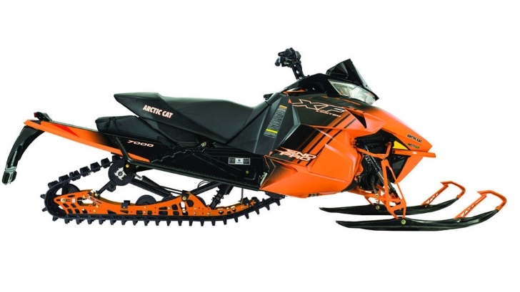 Arctic Cat Snowmobiles Recalled for Fuel Leak and Fire