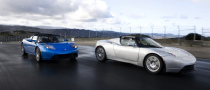 Aribba! Tesla Roadster Lands in Spain