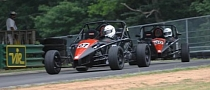 Ariel Atom Racing Series for the UK