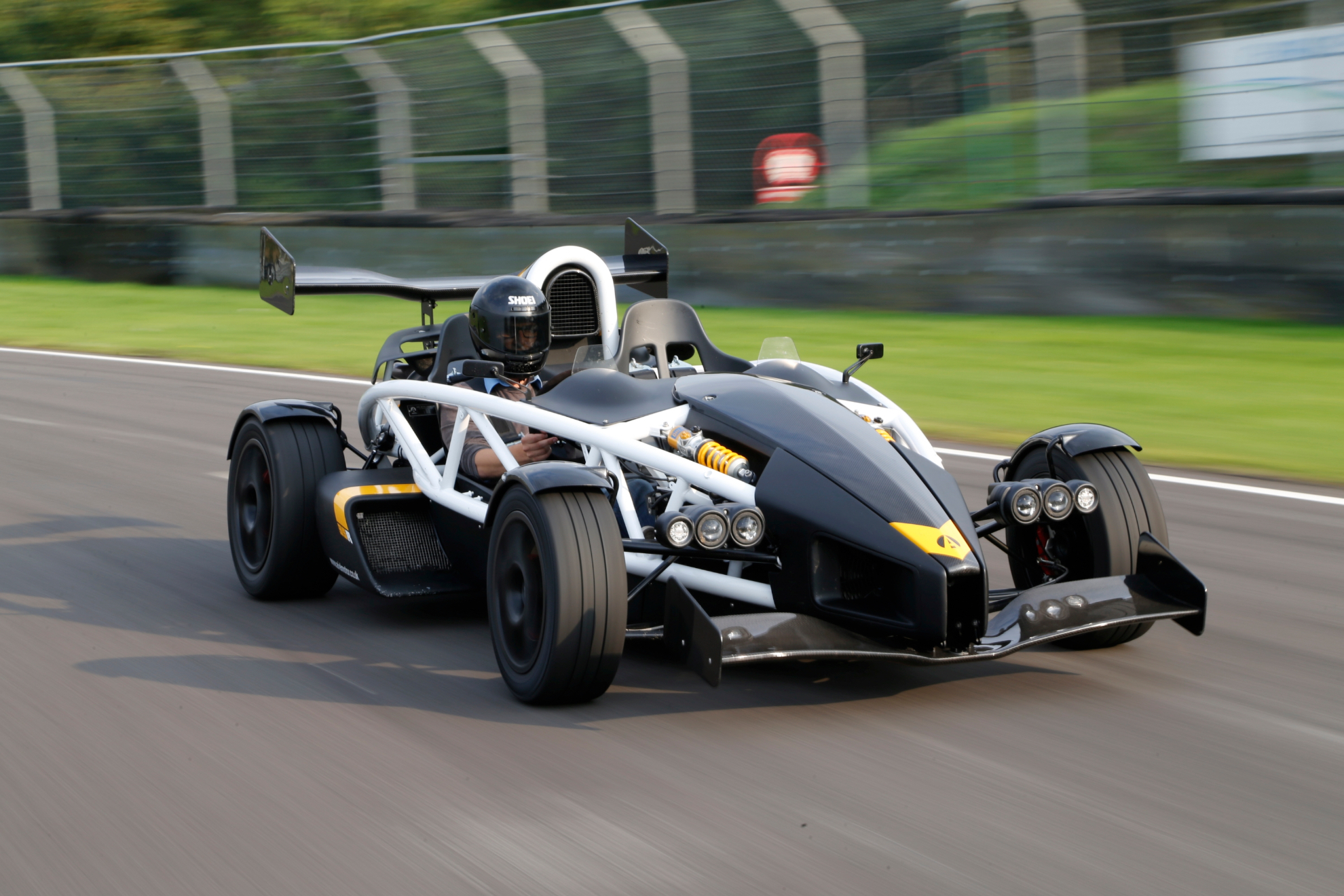 Ariel Atom to Receive Hybrid Technology From Honda - autoevolution