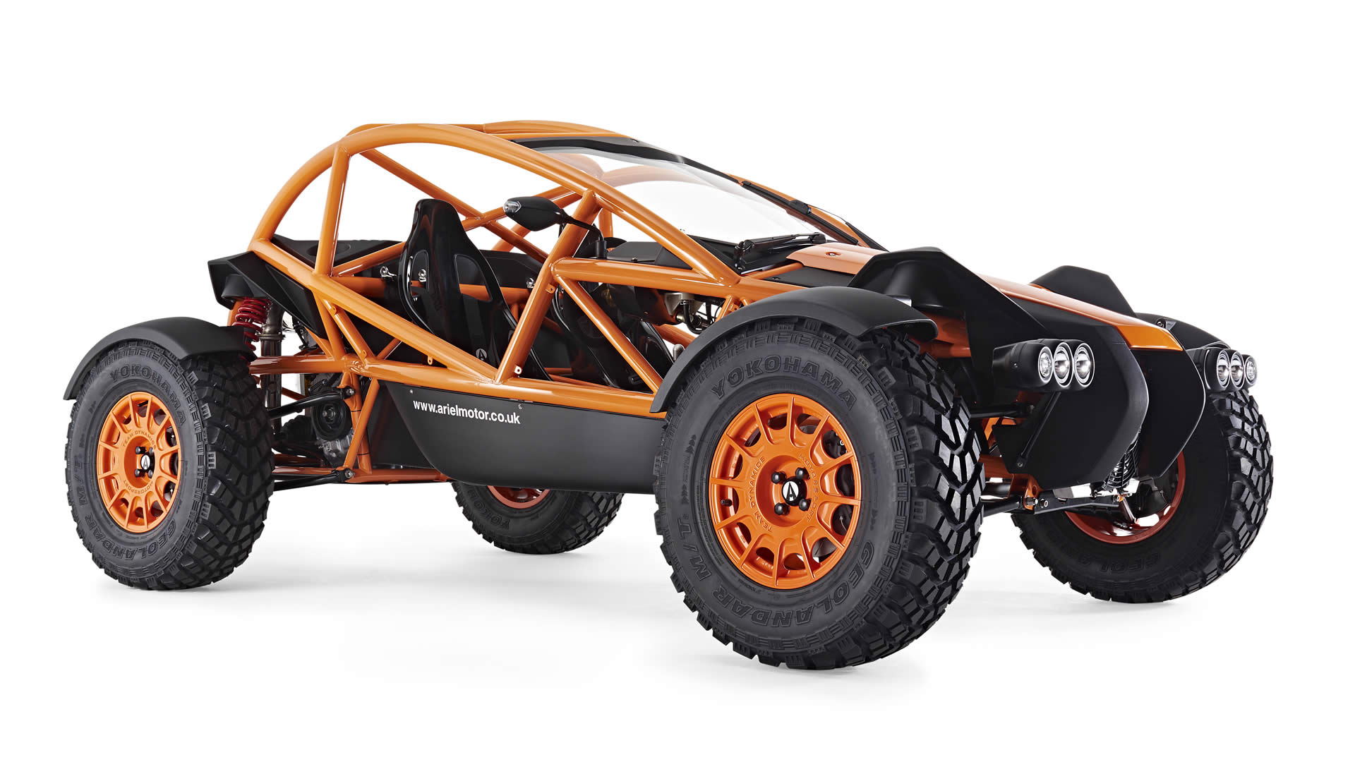 ariel nomad debuts in production ready clothes pricing starts at rh autoevolution com
